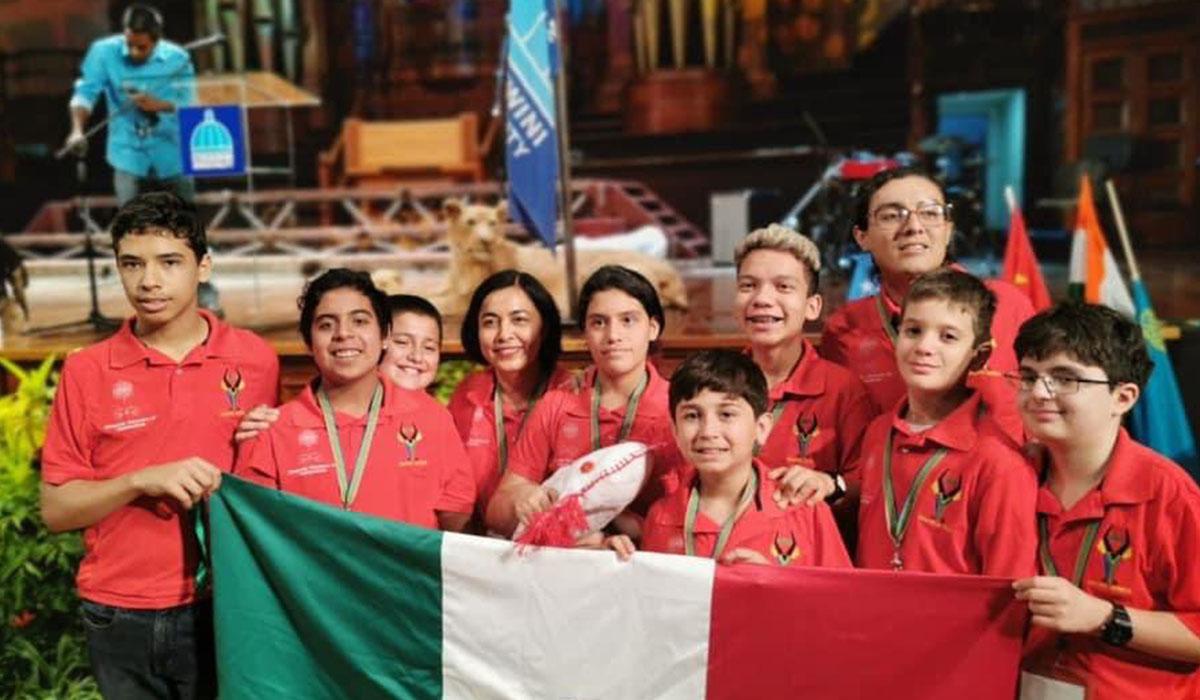 La Competencia Internacional de Matemáticas es ganada por estudiantes mexicanos