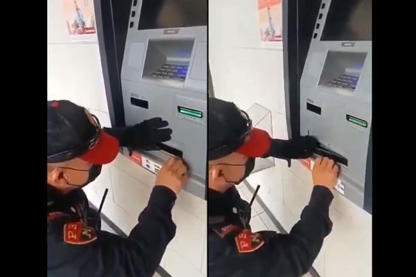 Modus operandi de ladrones en cajeros automáticos del Edomex2