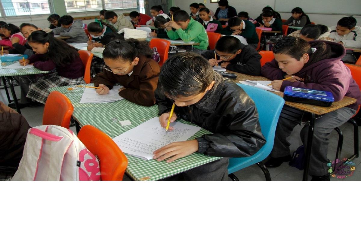 PAEB 2021: Pasos para solicitar el cambio de escuela y de turno en Edomex
