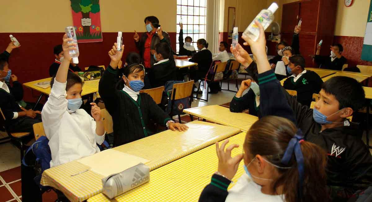 PAEB Estado de México 2021 ya tiene fecha de operación para hacer cambios de turno y escuela