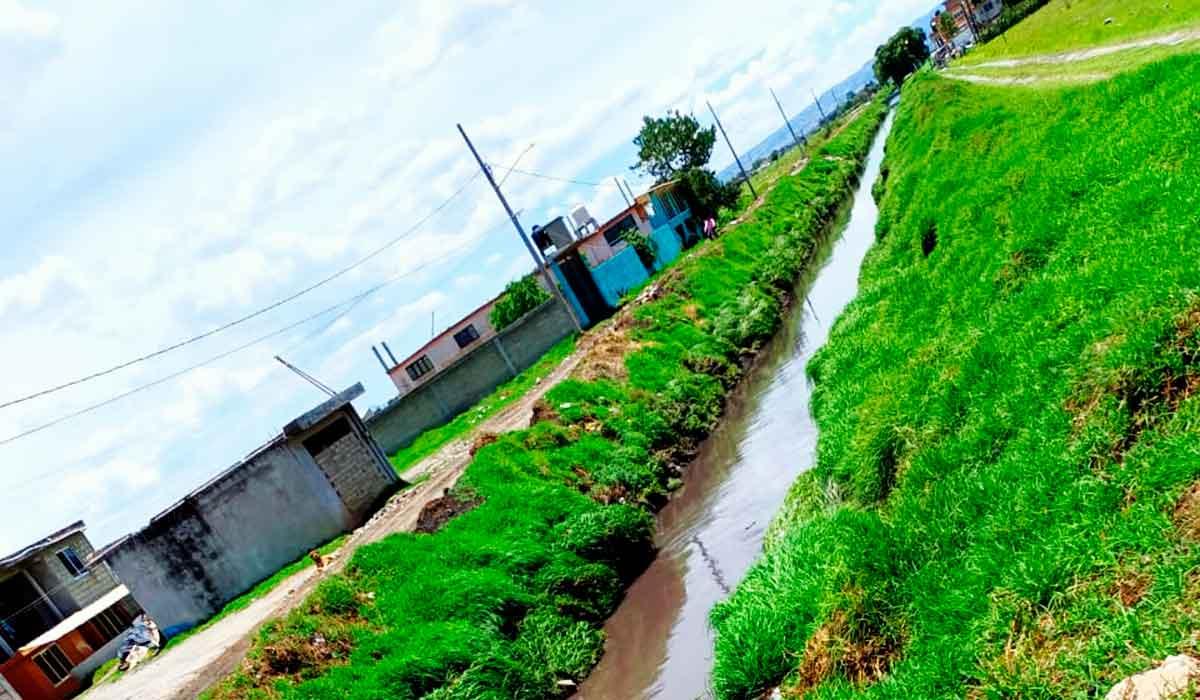 comunidades aledañas a afluentes no peligran por temporada de lluvias en toluca