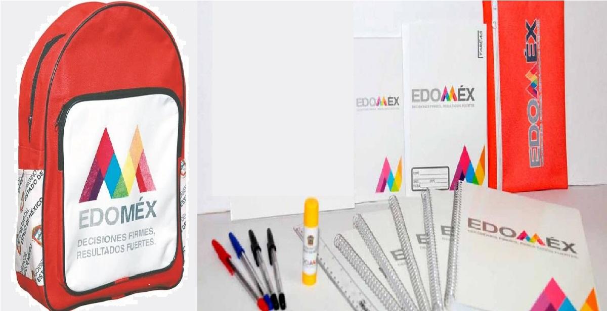 Regreso a clases Edomex: Contenido y fecha de entrega de la mochila de útiles escolares