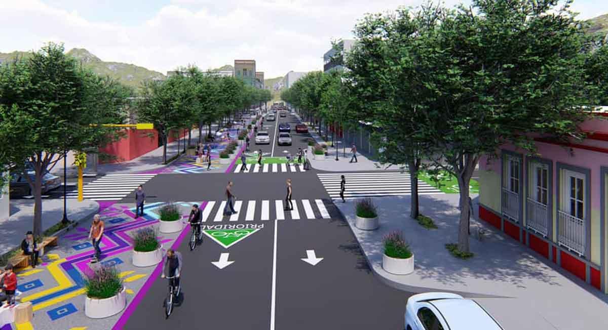 Toluca noticias, esta es la calle del Centro Histórico donde proponen increíble corredor peatonal