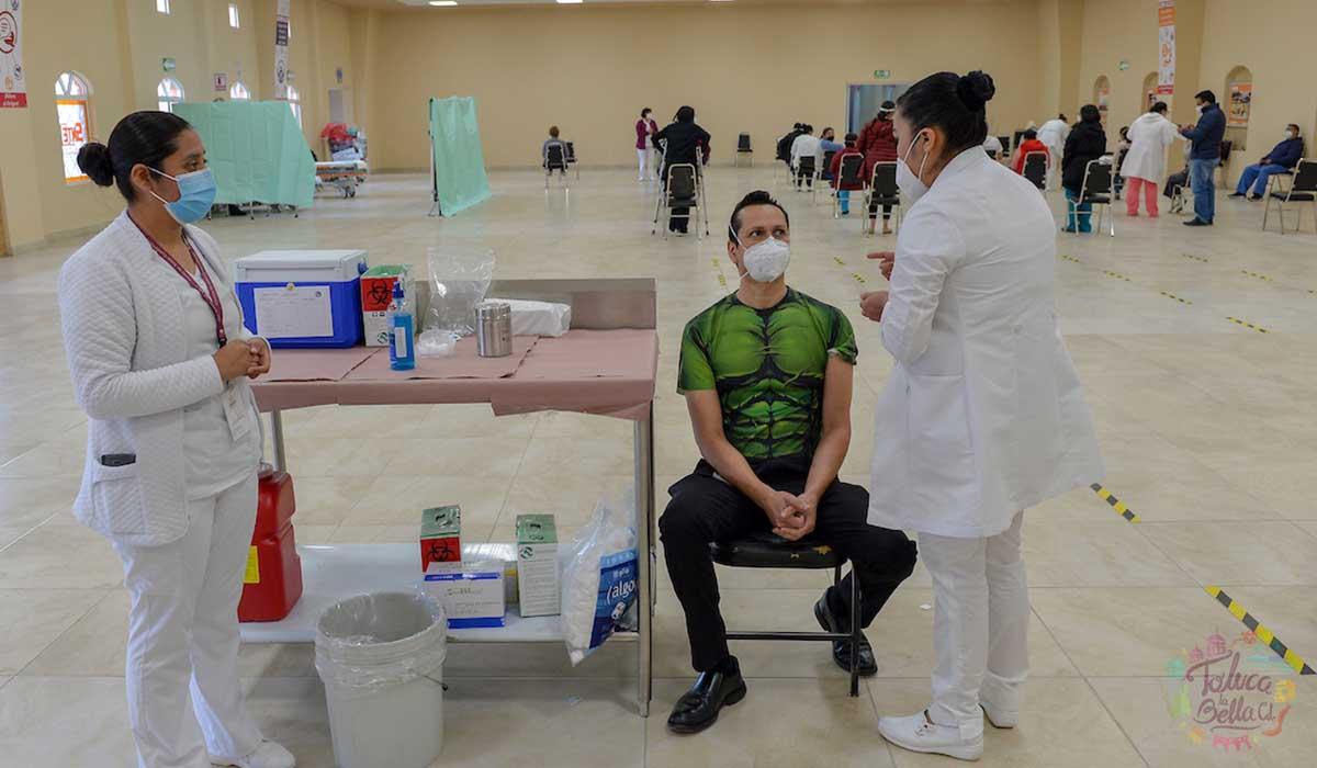 Vacunas Toluca 18 a 29 años: aquí puedes ir a recibir la primera dosis