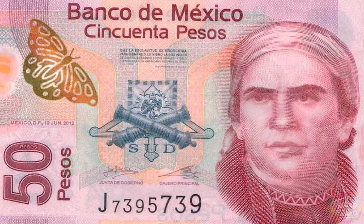 ¿Qué billetes salen de circulacion 2021?