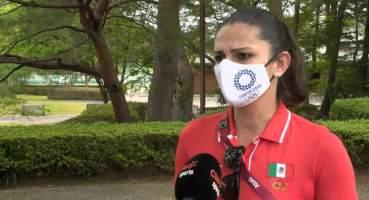Ana Gabriela Guevara culpa al mal tiempo y a los jueces por la baja cosecha de medallas
