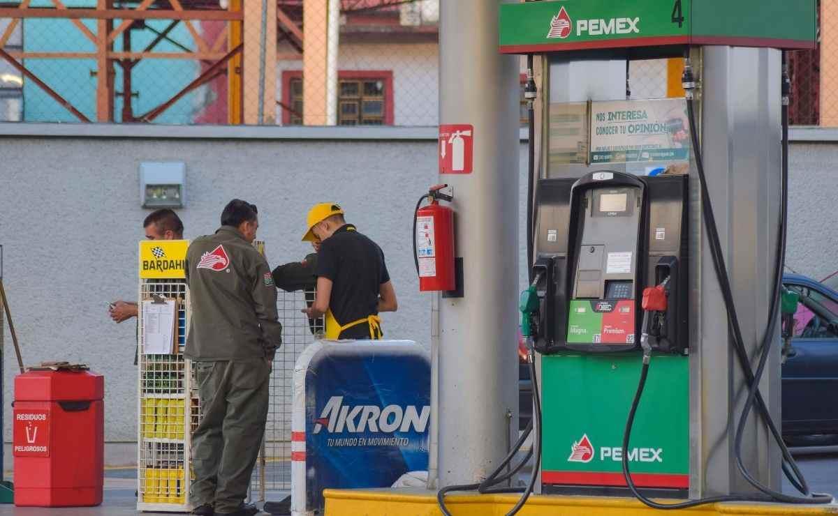 Baja precio de la gasolina – Se vende en 19 pesos en Edomex y CDMX