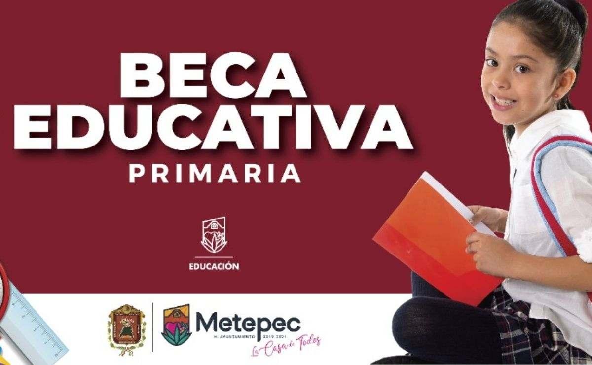 Para solicitar la beca Metepec 2021 será necesario que los interesados ingresen a la página del Ayuntamiento de Metepec