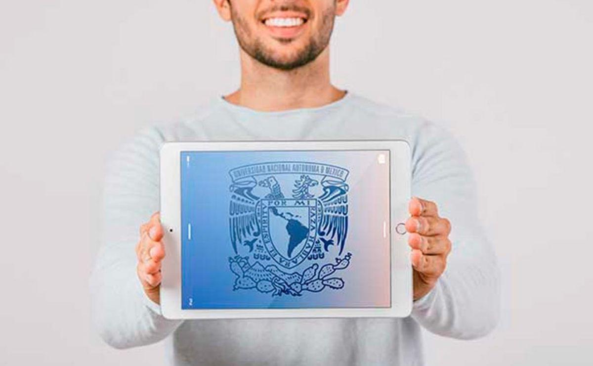 Ofrecen tabletas con internet a alumnos de la UNAM - ¿Cómo solicitarla?