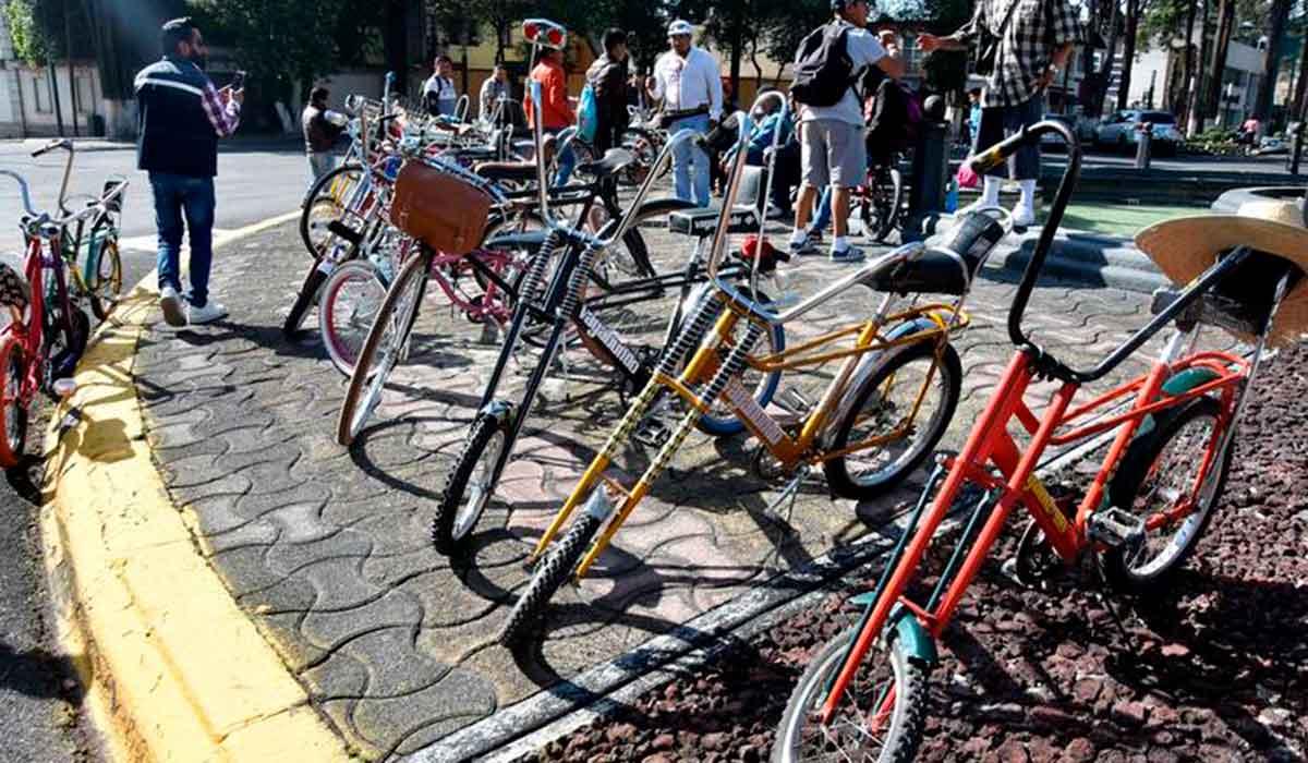 """clubes ciclistas como """"Los Llantitas"""" rodada biciclasicas 10k toluca"""