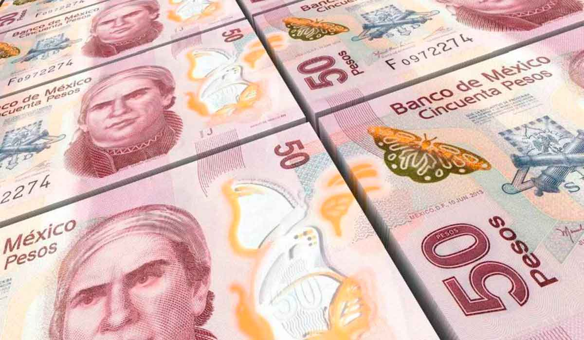 Billetes de 50 pesos se venden en más de $1200 pesos ¡Aquí te decimos sus características!