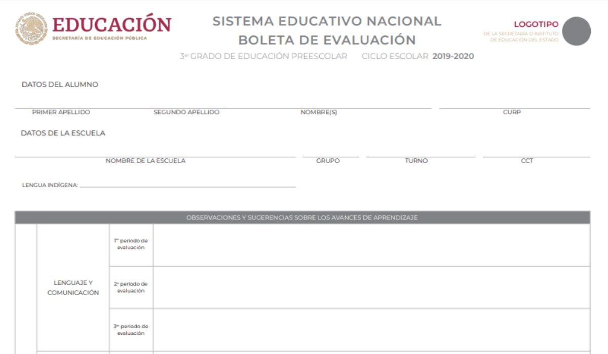 Consulta la boleta de calificaciones 2020-2021 de la SEP en el EdoMéx