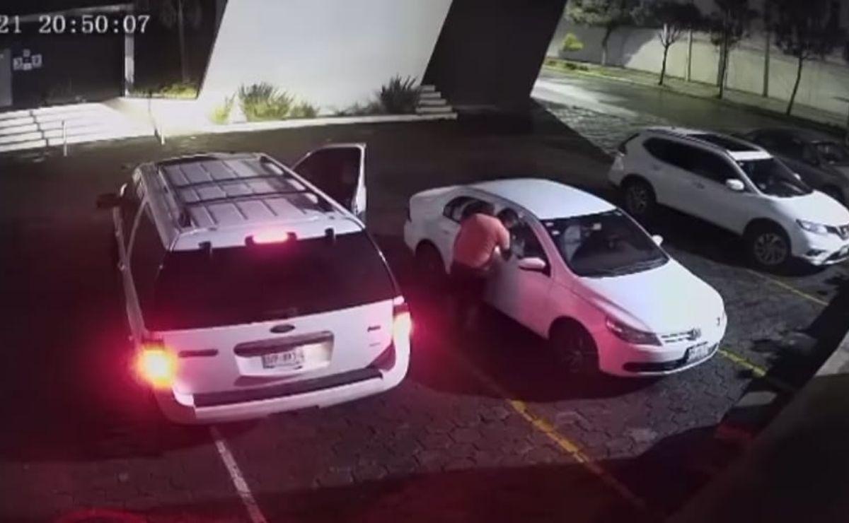 Captan a banda de cristaleros robando en Toluca y Metepec