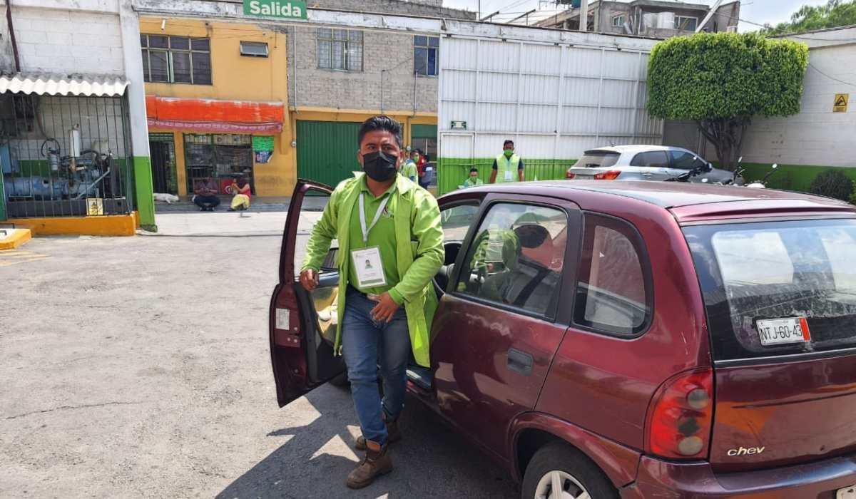 Pasos para obtener una cita de verificación vehicular Edomex 2021