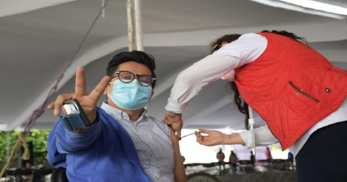 ¿Cómo hago mi registro de vacunación de 18 a 29 años para Toluca?