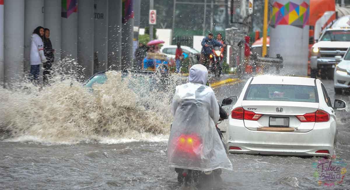 ¿Cómo será el clima en Toluca?, CONAGUA advierte lluvias fuertes