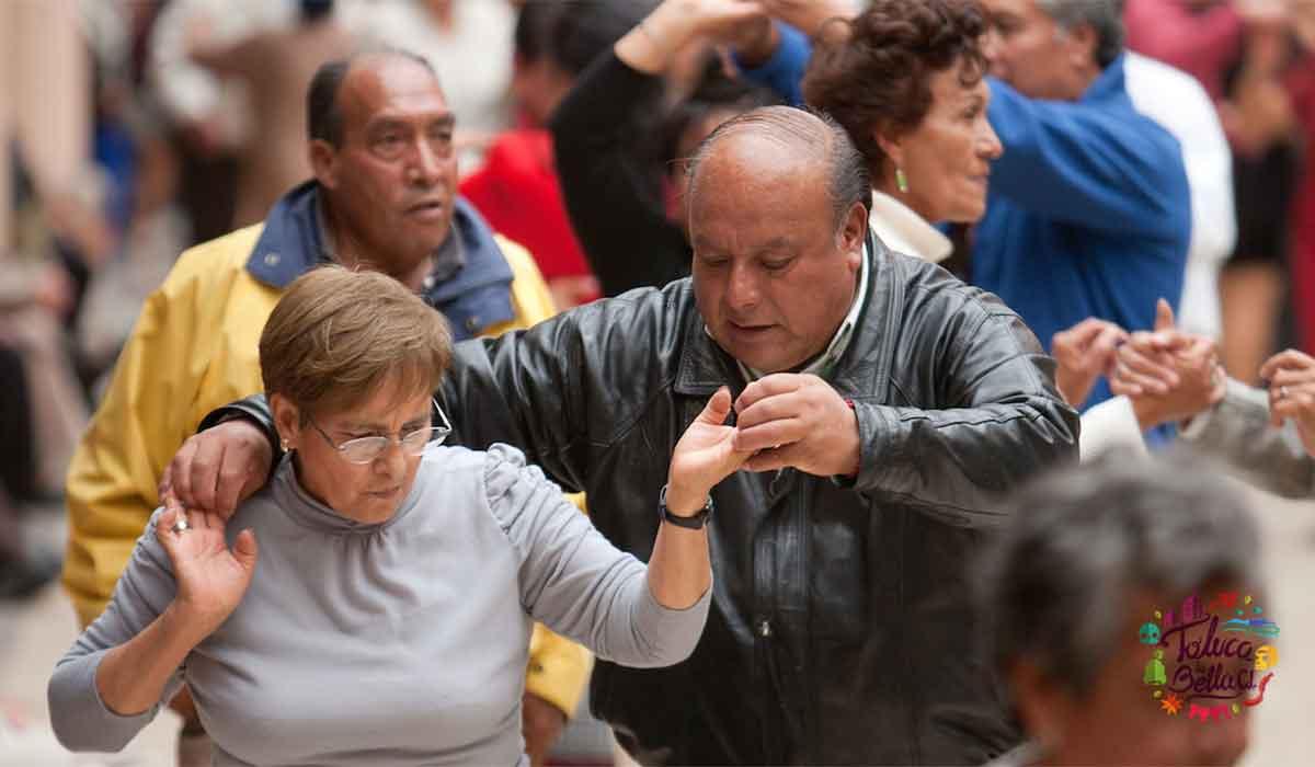 Concurso de Baile 2021, parte del Festejo del Día de los abuelitos en Metepec