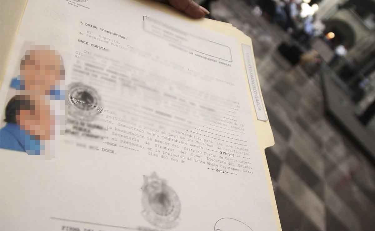 Para tramitar la constancia de antecedentes no penales en edomex será necesario hacer trámite en línea y presencial