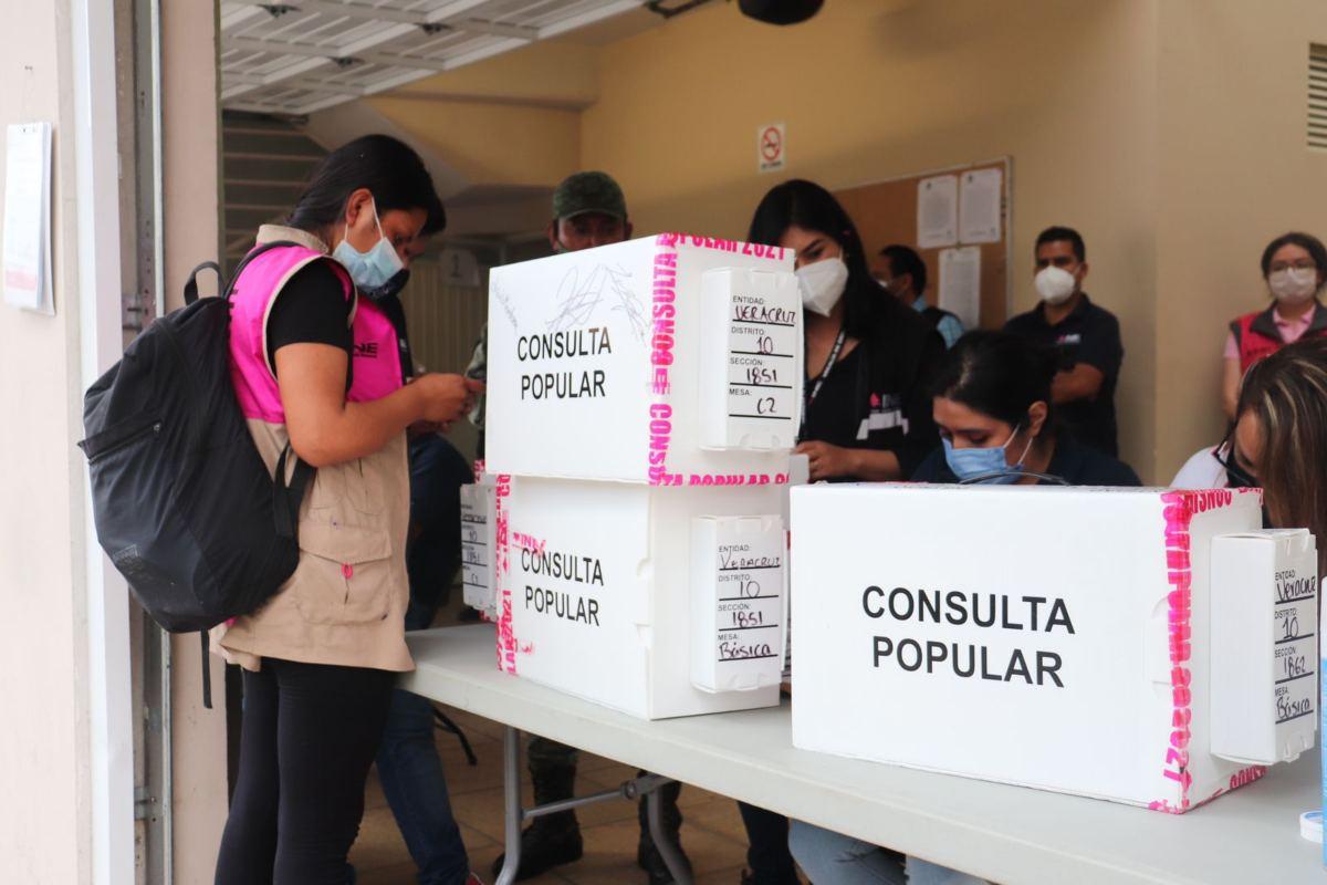 La consulta popular 2021 solo tuvo un 7% de participación ciudadana