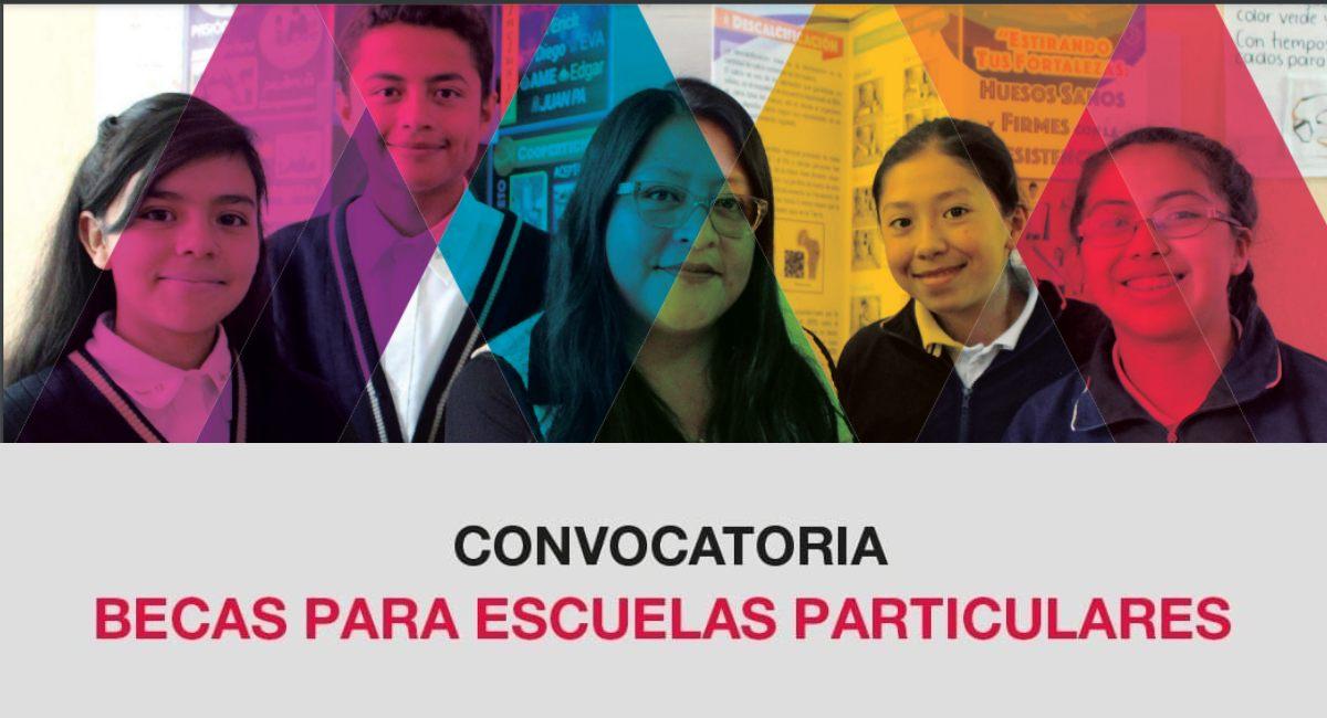 Beca escuelas particulares EdoMéx 2021-2022- Descarga aquí la convocatoria