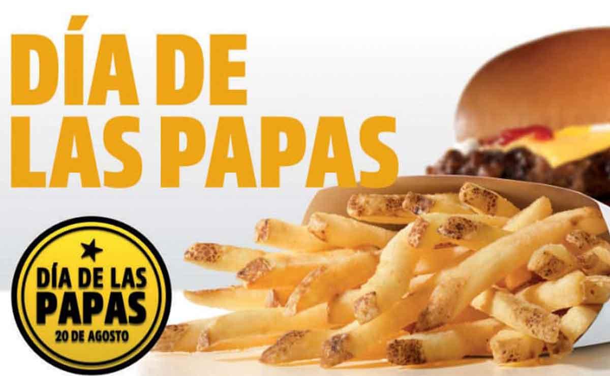 día mundial de las papas fritas 2021