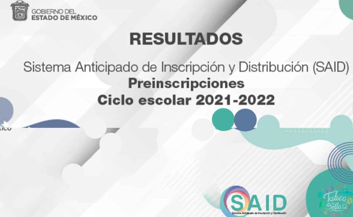 Dónde consultar los resultados SAID 2021 de tu hijo si no tienes internet