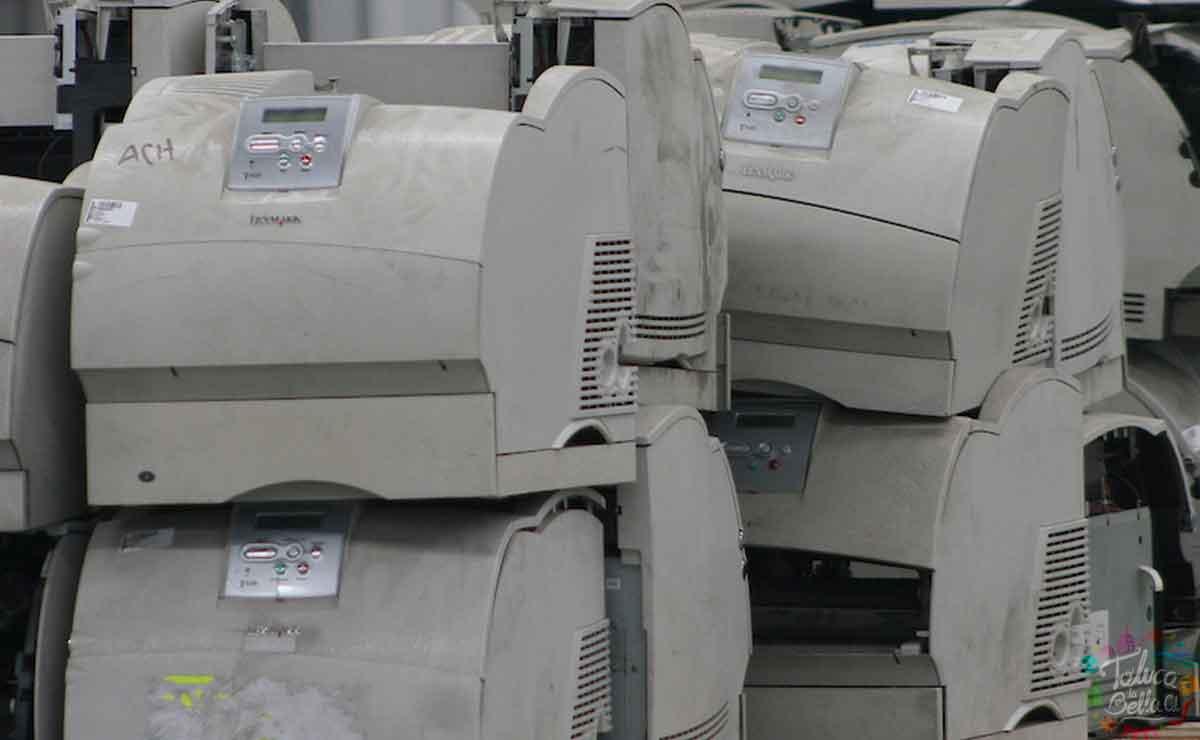 Dónde llevar residuos electrónicos en Toluca.