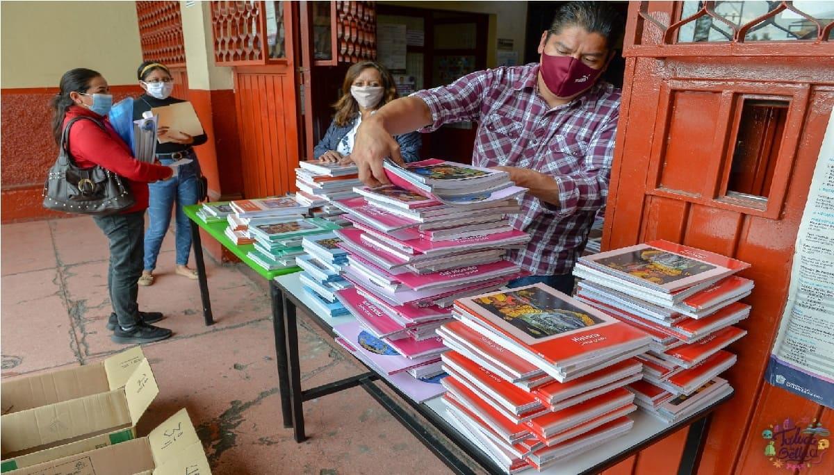 ¿Cómo puedo descargar los libros de texto gratuitos de la SEP 2021-2022?