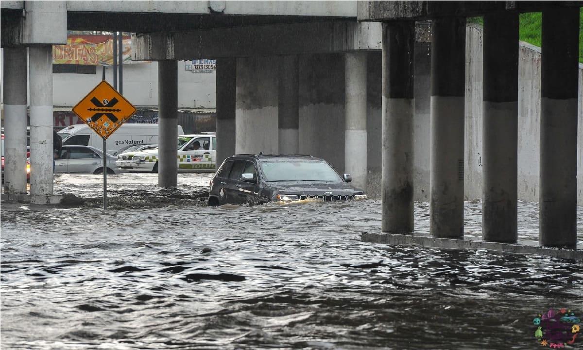 ¿Dónde puedo reportar una inundación en Edomex y Toluca 2021?