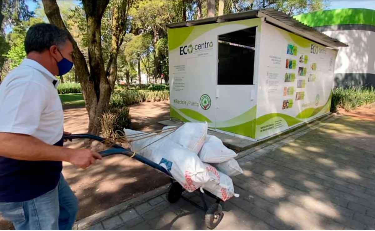 Eco centro Toluca