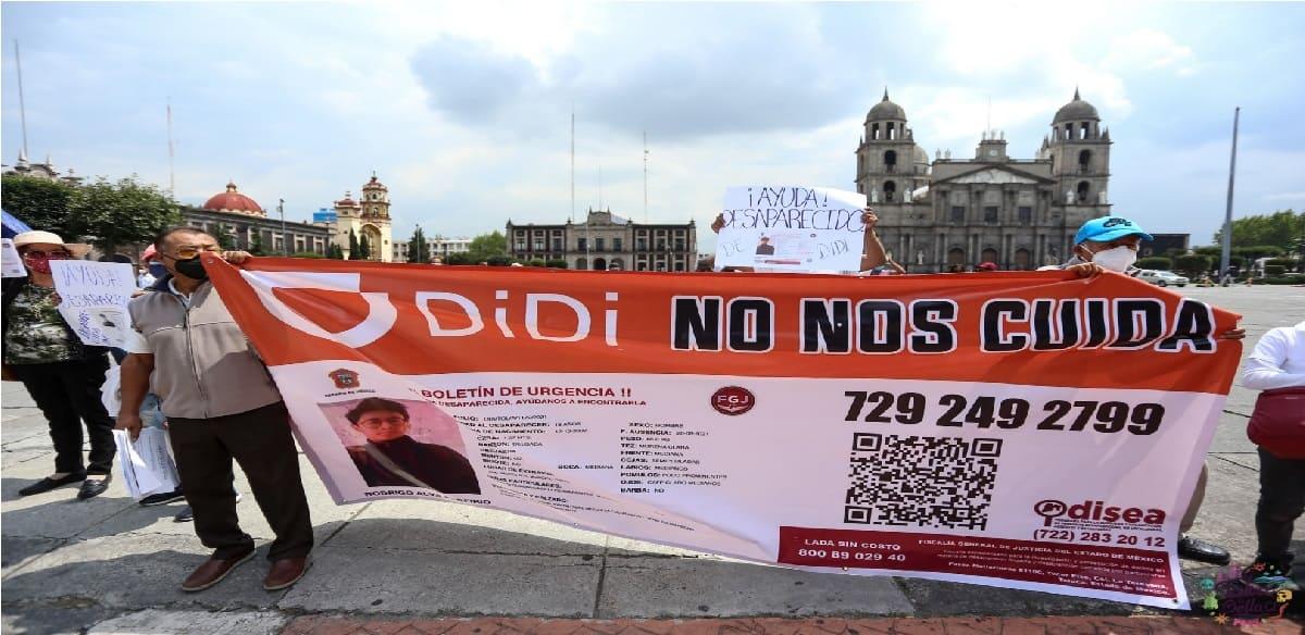 """Encuentran sin vida a Rodrigo """"N"""", joven de 18 años que abordó un DiDi"""