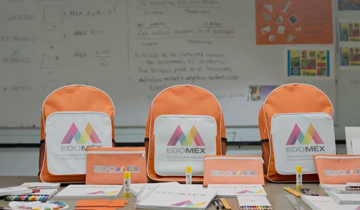 útiles escolares gratuitos en el EdoMéx 2020