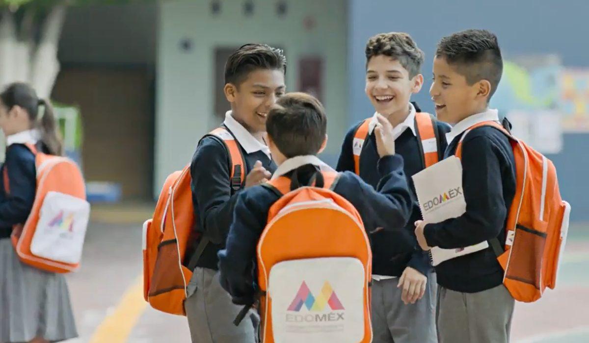 EdoMéx entregará útiles escolares gratuitos, conoce fecha y requisitos