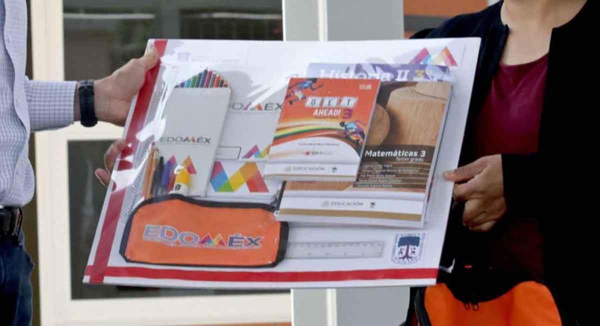 Fecha y requisitos para obtener útiles escolares Edomex preescolar, primaria y secundaria