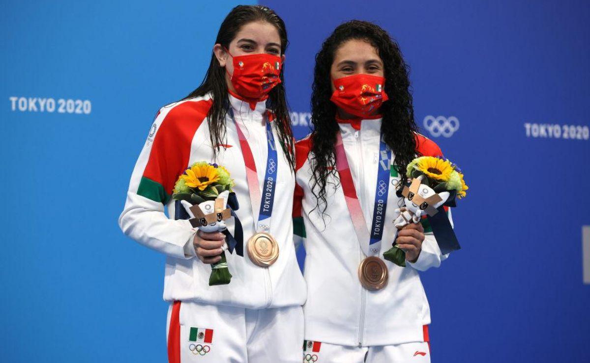¿Cuánto paga México por ganar una medalla en los Juegos Olímpicos?