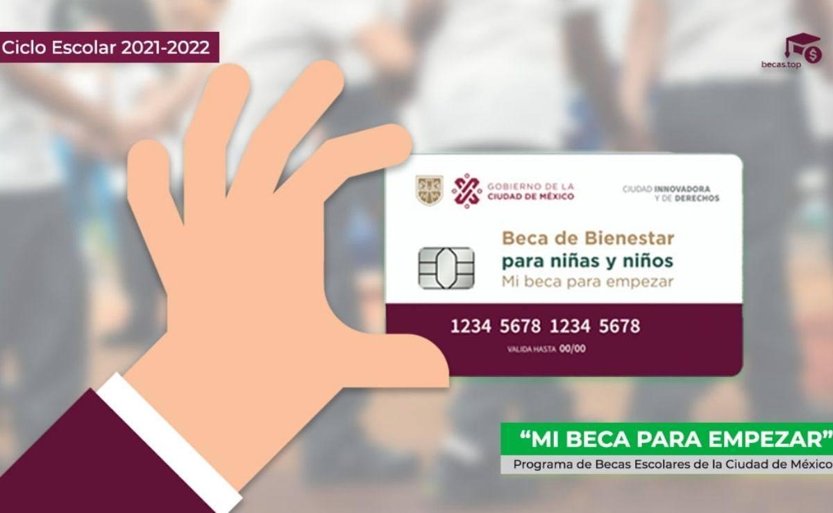 El registro al programa Mi Beca de Bienestar será para alumnos de escuelas públicas