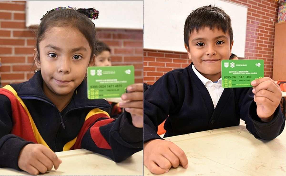 Los estudiantes de Mi Beca para Empezar podrán verificar el estatus de la tarjeta y consultar su saldo