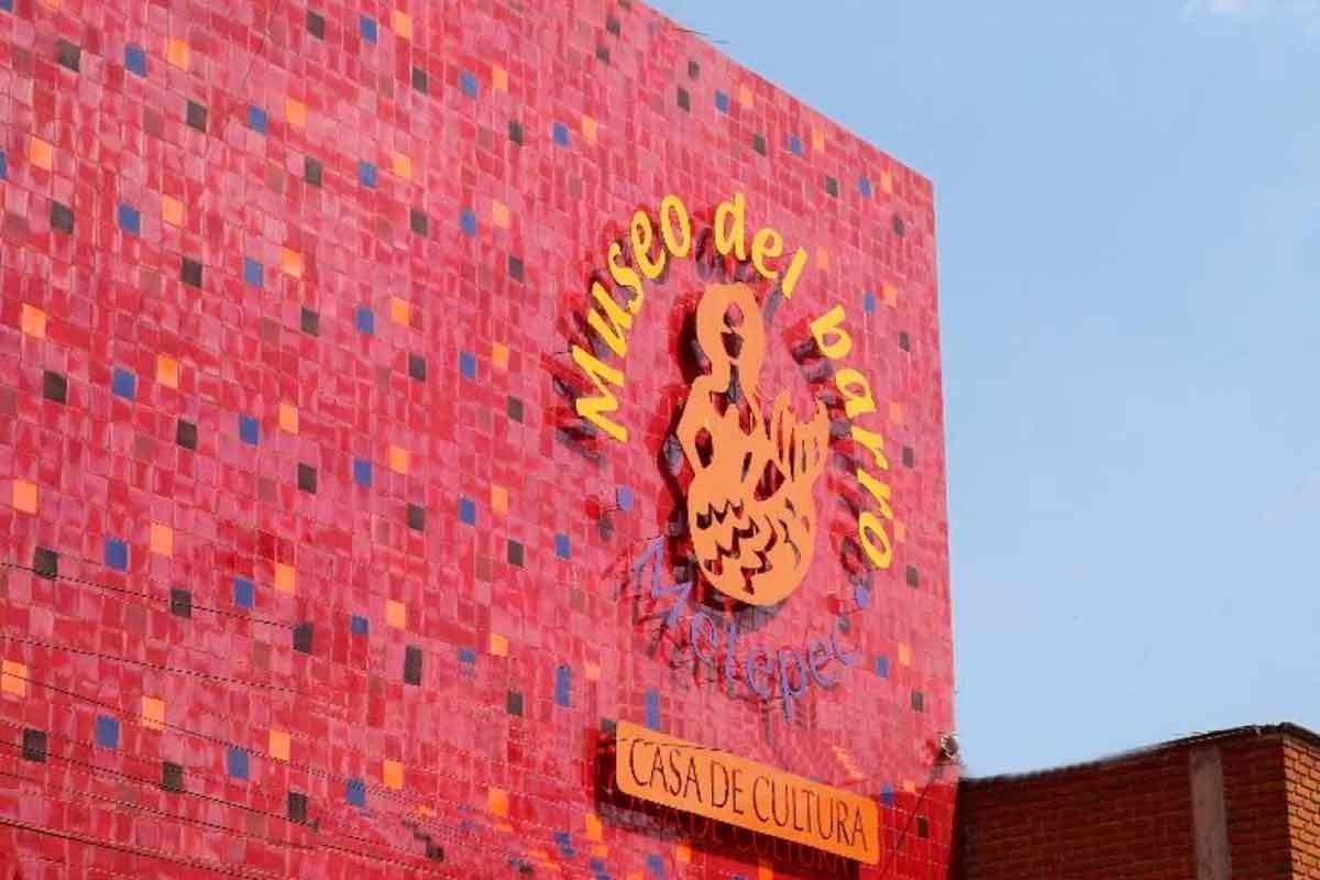 museo del barro recinto donde se premiara el concurso de baile 2021 de metepec