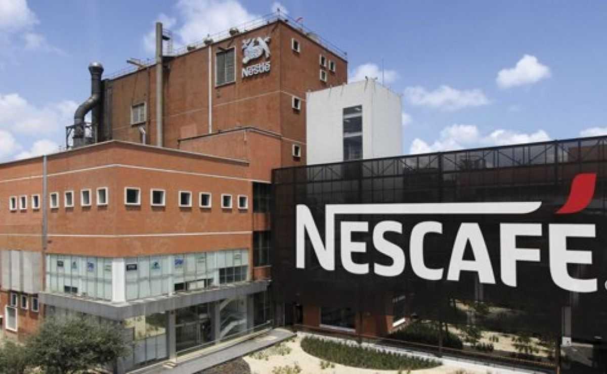 Nestlé abre vacantes de empleo para Edomex y CDMX