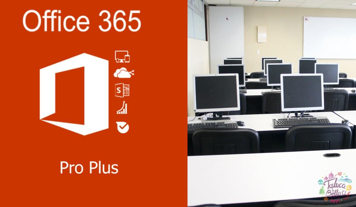 ¿Eres universitario de la UAEMex?, conoce como registrarte para tener la paquetería Office gratis