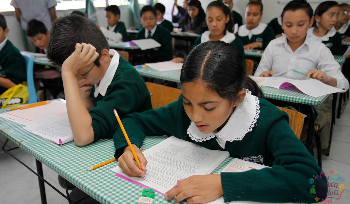 PAEB 2021- Realiza un cambio de escuela preescolar primaria y secundaria Edomex