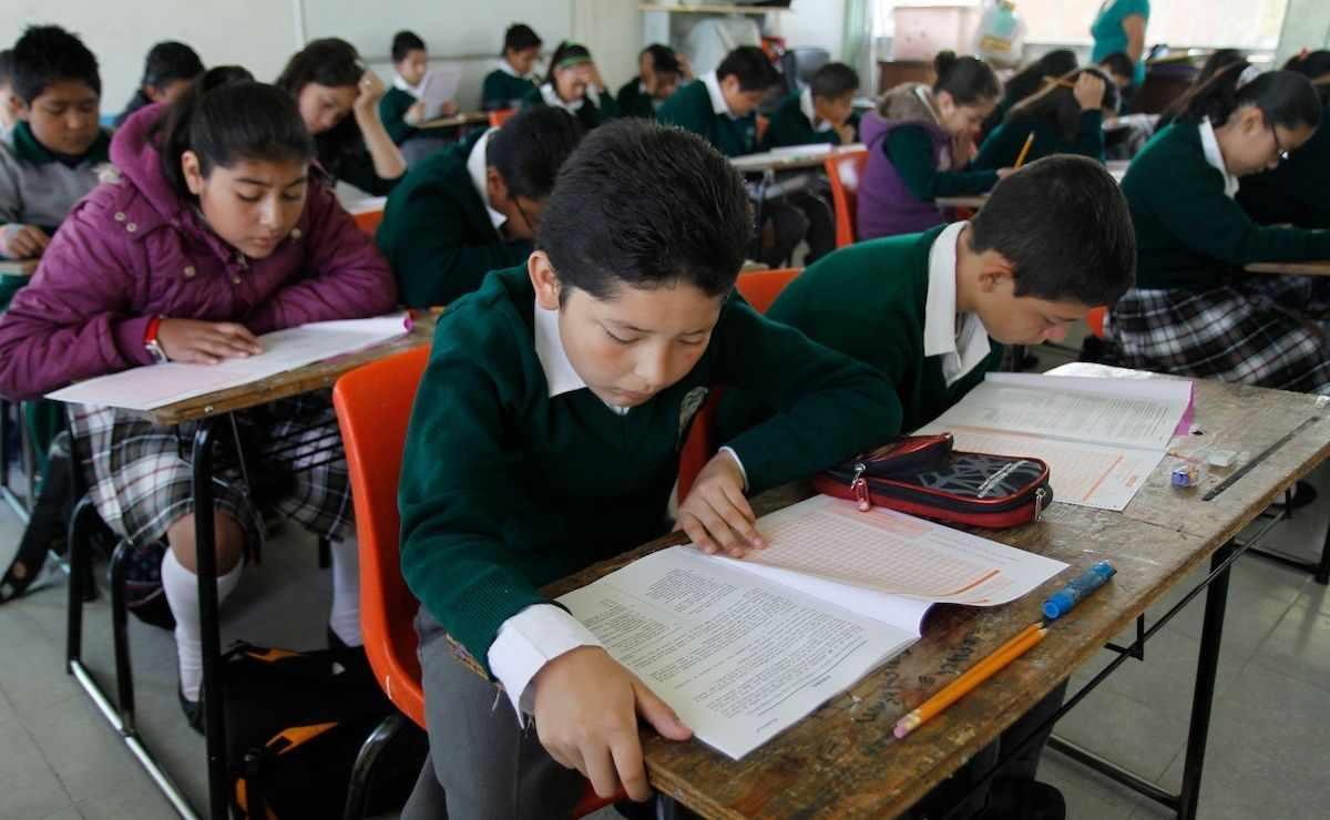 PAEB Edomex 2021 - ¿Cómo hacer cambio de escuela o turno?