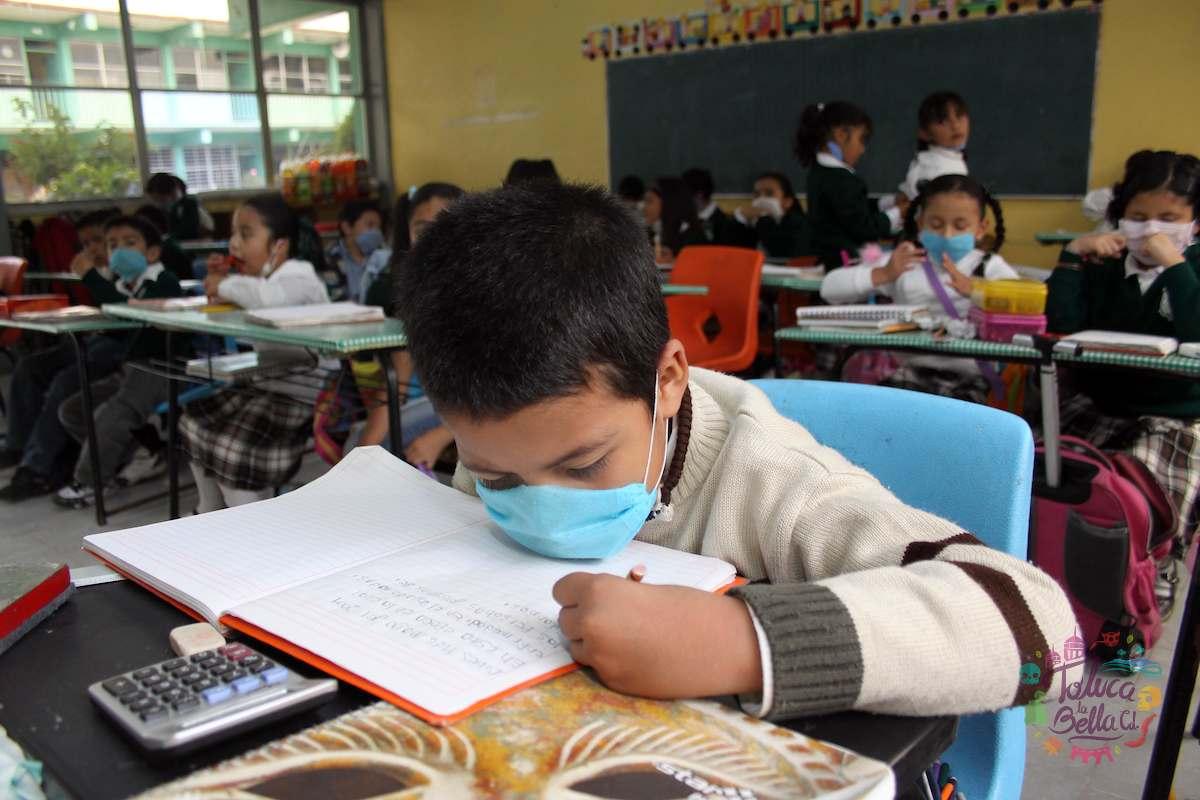 Resultados SAID 2021 de alumnos de educación básica