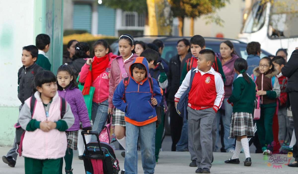 Periodos vacacionales del ciclo escolar 2021-2022 EdoMéx