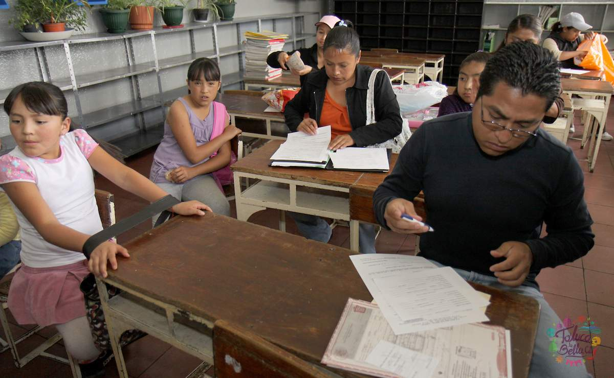 ¿Cuándo son las reinscripciones de la SEP 2021-2022 EdoMéx preescolar, primaria y secundaria?