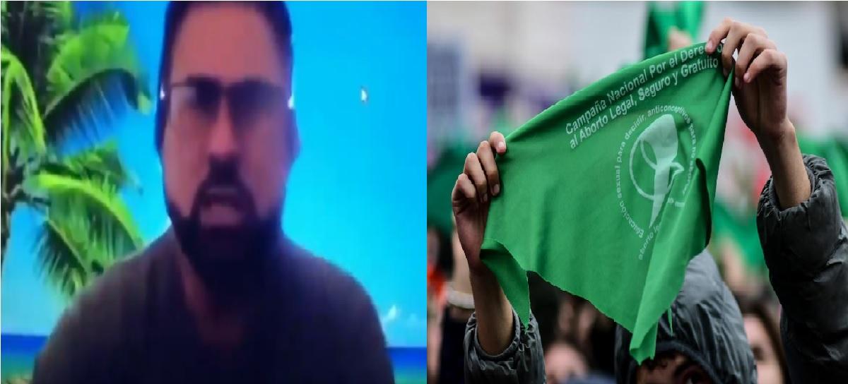 Profesor de Veracruz se hace viral tras comentarios misóginos  en vídeo