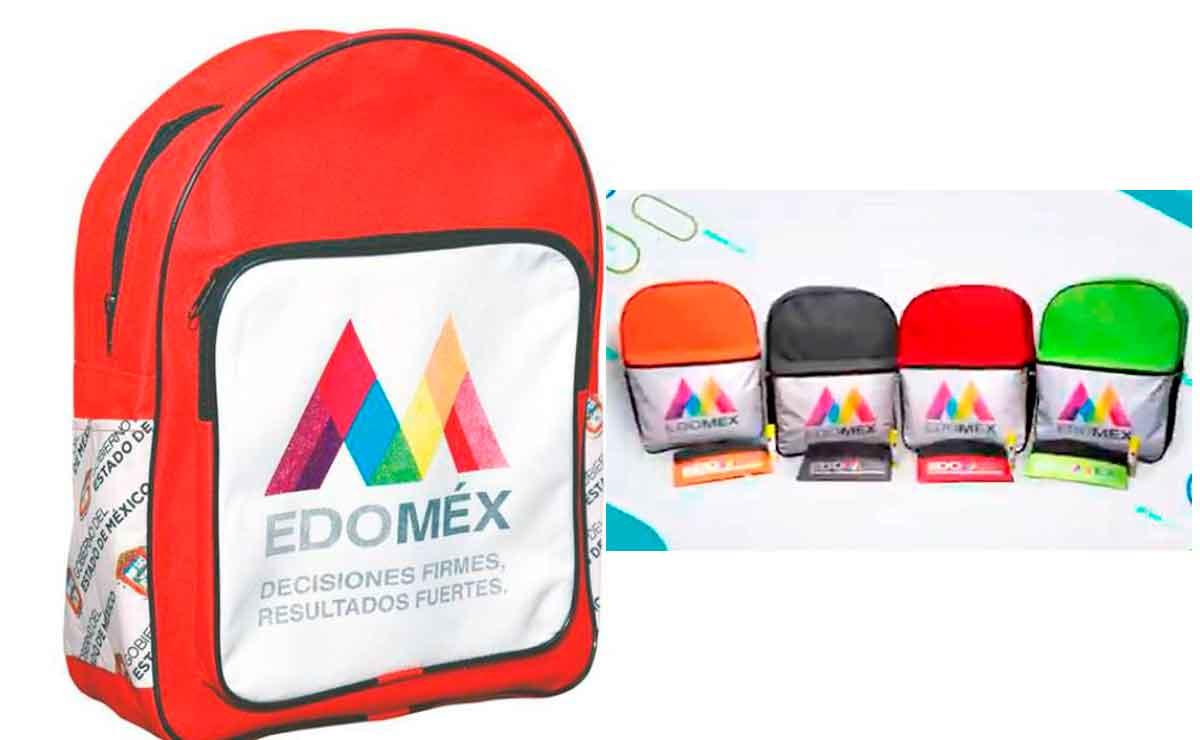 ¿Qué contienen los útiles escolares para primaria 2021-2022 que darán en Edomex?