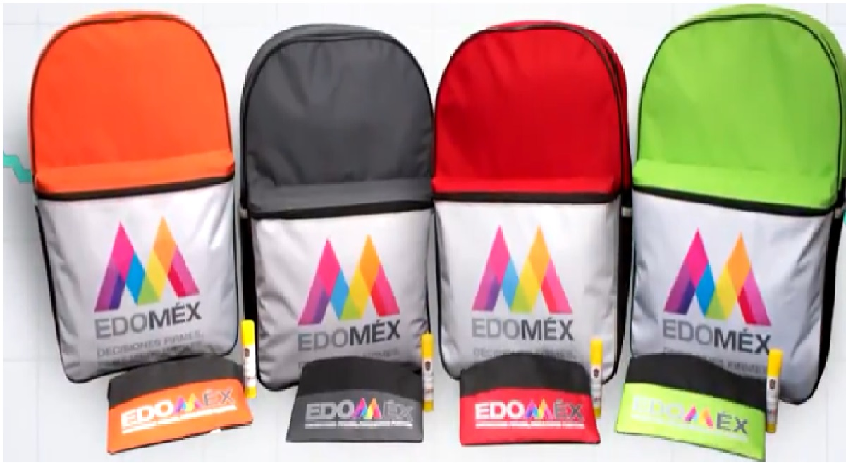 Regreso a clases Edomex 2021: ¿Qué contiene la mochila de útiles de secundaria?