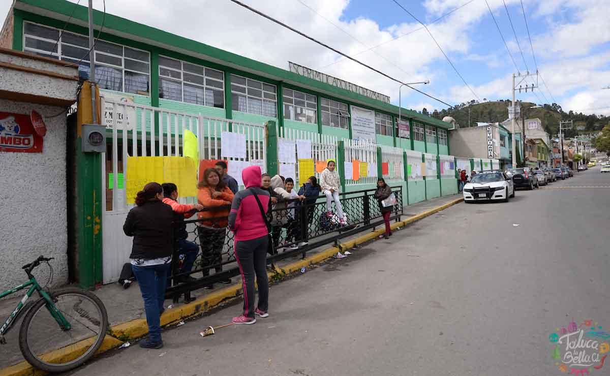 Regreso a clases 2021 en Toluca: Así volverán las escuelas de preescolar, primaria y secundaria