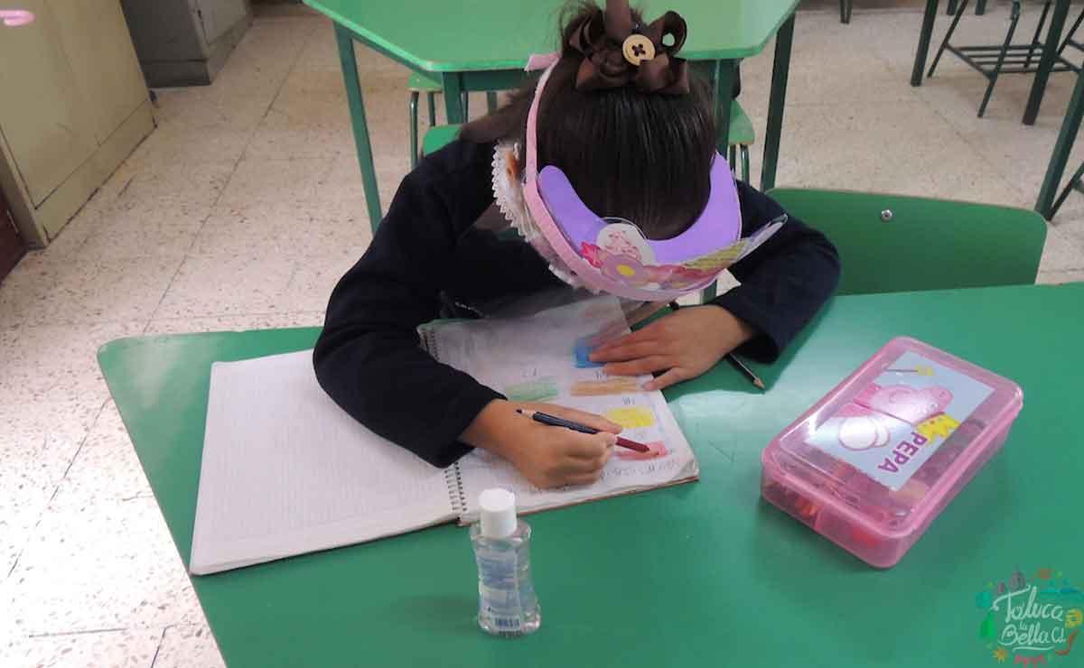 Regreso a clases Edomex: ¿Qué pasa si hay un contagio en la escuela de mi hijo?